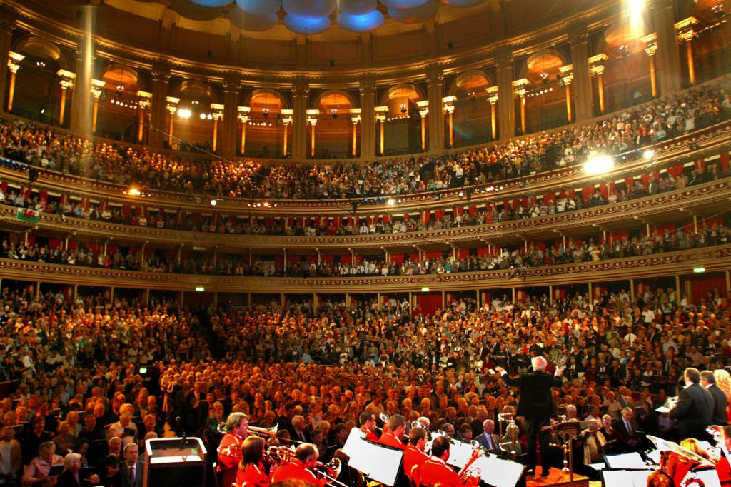 Haydn James Albert Hall