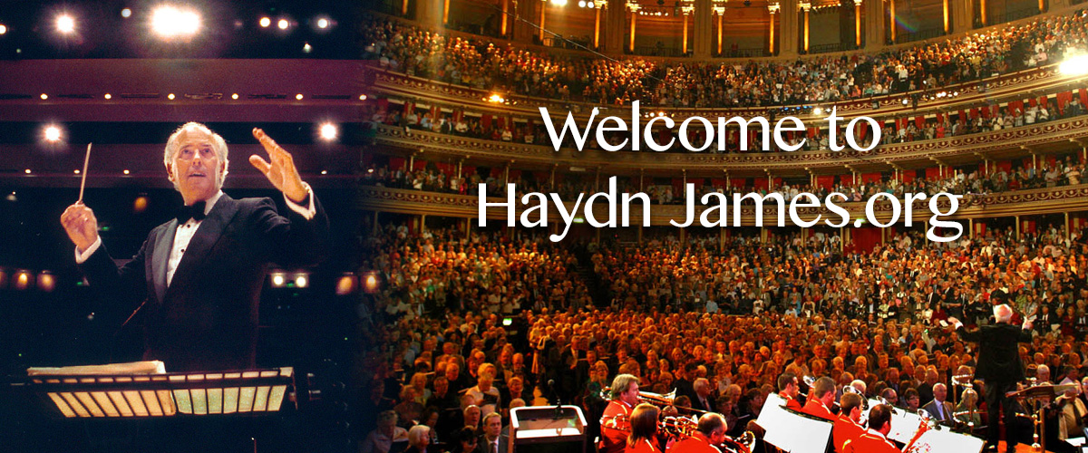 Haydn James